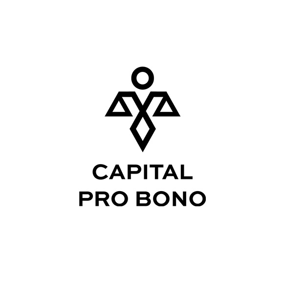 the new Capital Pro Bono logo